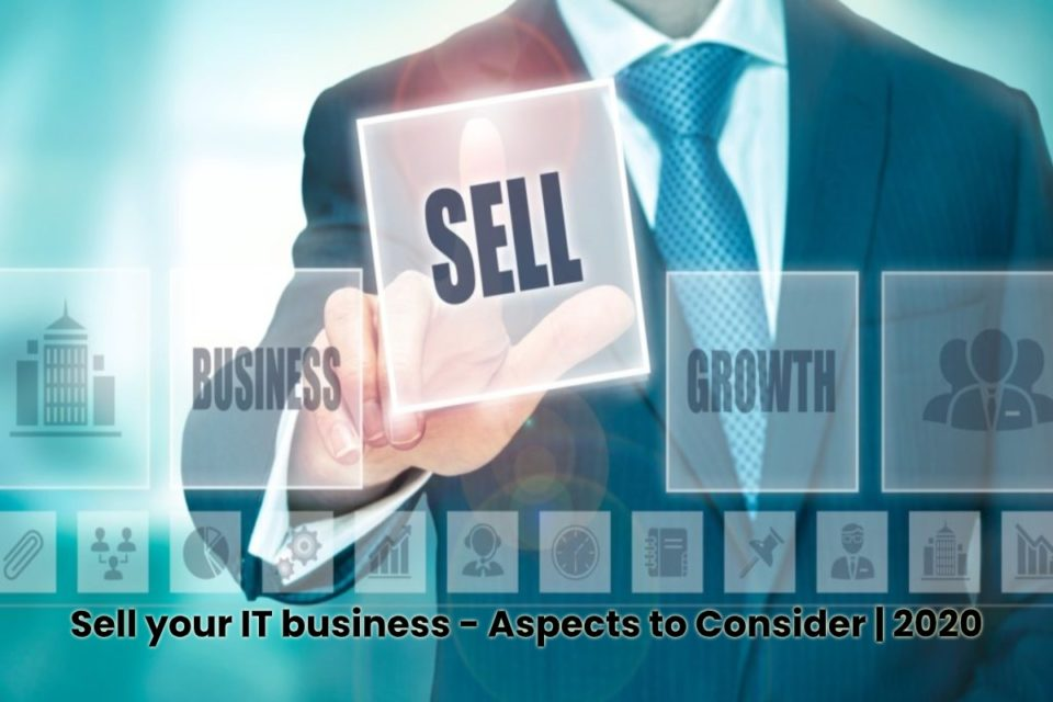 image result for Sell your IT business - Aspects to Consider