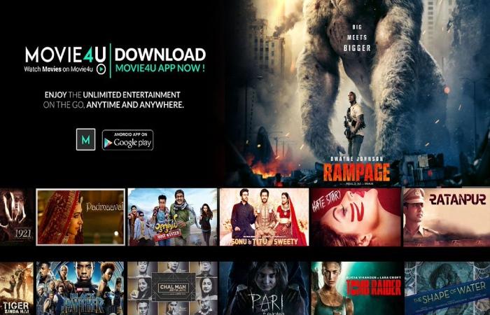 image result for Movie4u