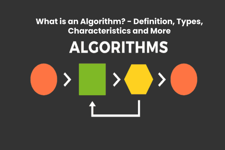 image result for What is an Algorithm - Definition, Types, Characteristics and More