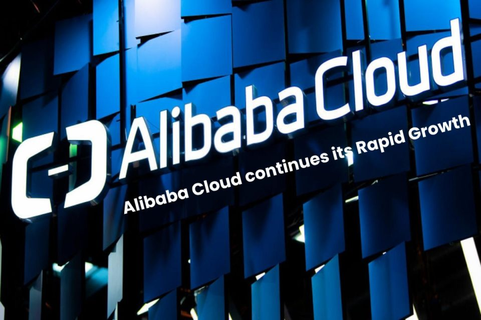 image result for Alibaba Cloud continues its Rapid Growth