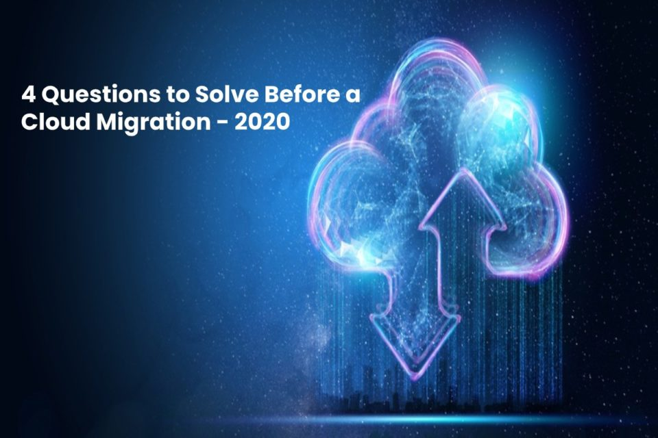 image result for 4 Questions to Solve Before a Cloud Migration