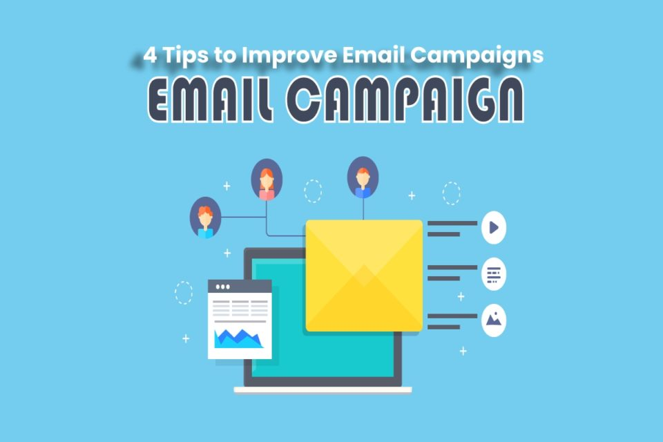 image result for 4 Tips to Improve Email Campaigns