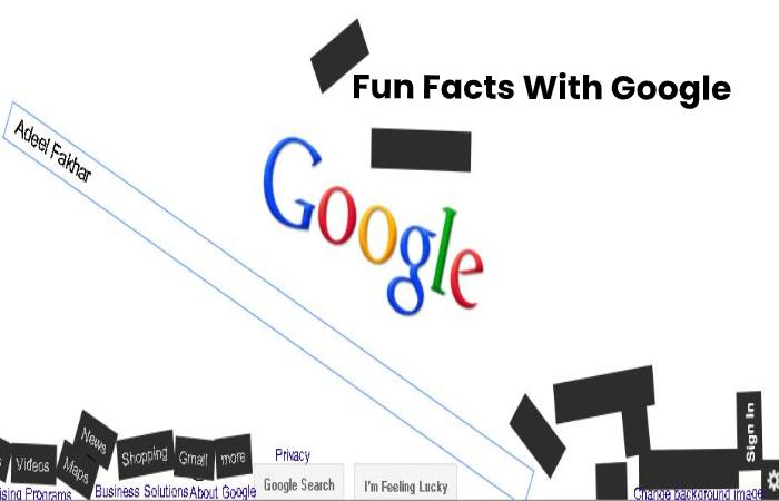 image result for google gravity fun