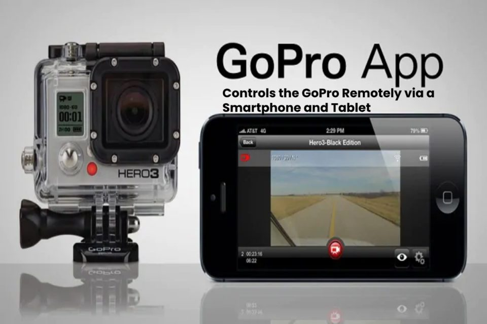 image result for GoPro app - Controls the GoPro Remotely via a Smartphone and Tablet