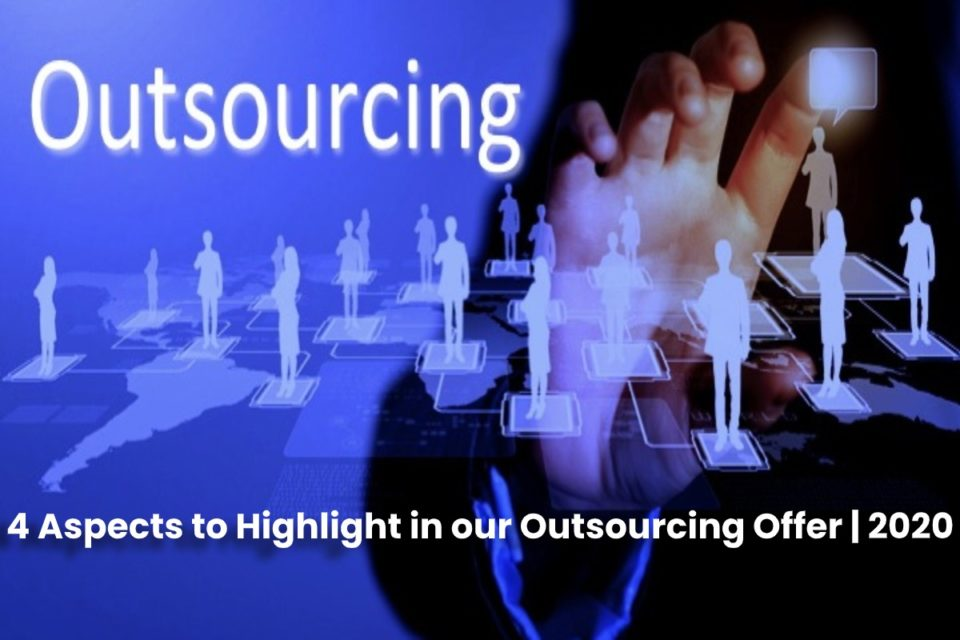 image result for 4 Aspects to Highlight in our Outsourcing Offer - 2020