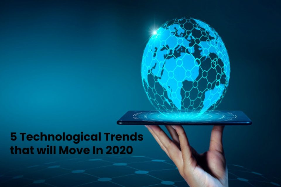 image result for 5 Technological Trends that will Move In 2020